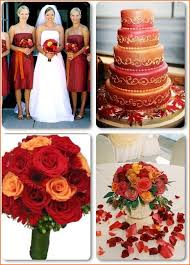 fall colors for weddings 52 best wedding color combinations images on wedding