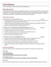 Teaching Assistant Resume Sample by Teacher Assistant Resume Example Page 1 Resume Writing Tips For