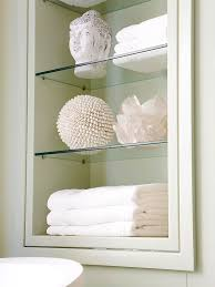 Glass Bathroom Storage Glass Bathroom Shelves Free Home Decor Techhungry Us