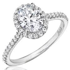halo design rings images Fana oval halo design engagement ring s2498wg solomon brothers jpg