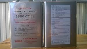 замена масла в вариаторе toyota verso 2009 г u2014 бортжурнал toyota