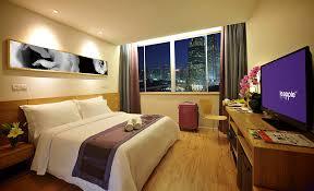 rooms boutique hotel klcc official site