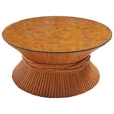 coffee table wicker coffee table ottoman coffee table brass
