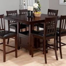 Counter Height Table Sets With Storage Foter - Counter height kitchen table with storage