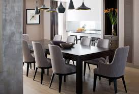 Grey Dining Table Chairs Dining Table With Grey Chairs Enchanting Decoration Brilliant