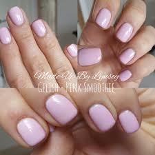 nail harmony gelish nails u2013 made up by lynsey