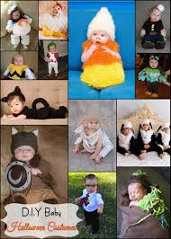 d i y baby halloween costumes crafty family