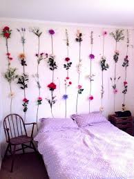 flower decorations for bedroom the comfortable room and furniture