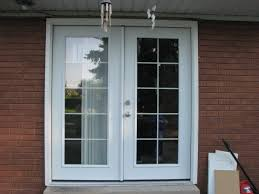 Best French Patio Doors by Best Replacement Double Doors How To Replace An Exterior French