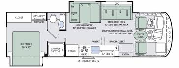Rv Floor Plans by Thor Ace Rvs For Sale Camping World Rv Sales