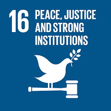 peace justice and strong institutions united nations
