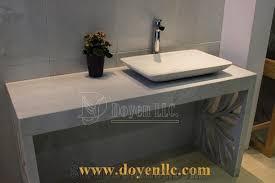 Marble Bathroom Vanity by Calacatta White Marble Bathroom Vanity Top Basin From China
