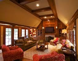 tudor style house interior home