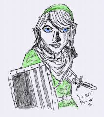 november 10th hyrule warriors vs mass effect sketchdaily