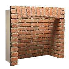 gallery rustic front returns u0026 arch brick chamber low prices