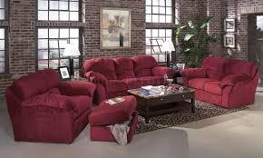 living room with burgundy leather sofa burgundy furniture living