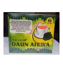 Teh Afrika jual teh celup daun afrika asli diskon 30 085293780029