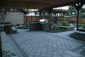 Patio Paver Design Ideas Landscaping Paver Ideas Designs For Backyard Backyard Ideas Large