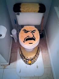 themed toilet seats toilet themed after aqua hunger s carl things