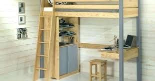 lit superpos combin bureau lit mezzanine bois nptalk co