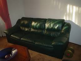Green Leather Sectional Sofa Image Result For Green Sofa Buried Child Pinterest