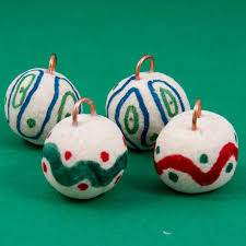 make clay ornaments magnets and figurines friday