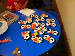 kids u0026 sea creatures puffin mask art project art class project