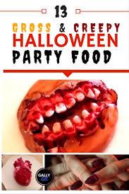 gross foods for halloween party 193 best halloween ideas images on pinterest halloween costumes