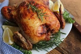 poulet cuisine poulet rôti la meilleure recette
