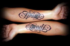 awesome family forever ambigram design in 2017 photo
