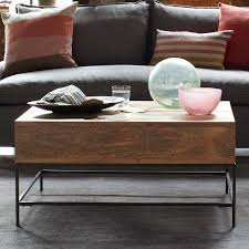 Mango Wood Coffee Table Storage Mango Wood Coffee Table