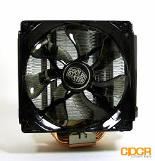 Cooler Master Test Bench Cooler Master X6 Elite Cpu Cooler Review Custom Pc Review