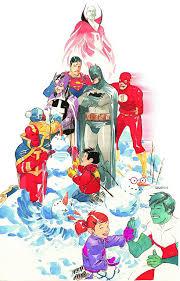the twelve comics of christmas dc comics u0027 best holiday specials