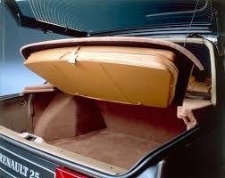 renault 25 gtx renault 25 baccara back seats renault 25 pinterest cars