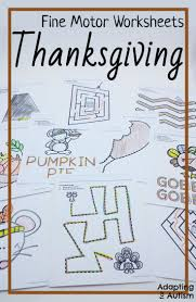 99 best thanksgiving special education ideas images on