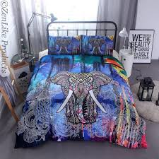 Zen Bedding Sets Beautiful Elephant Bedding Set Zen Like Products