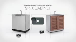 kitchen sink cabinet height outdoor kitchen stainless steel sink cabinet