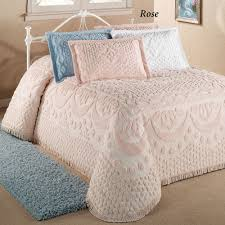 Walmart Bed Spreads Bedroom Old Fashioned Styles Of Vintage Chenille Bedspreads