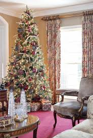 26 inspirational christmas decorated interiors