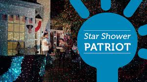 star shower patriot easy patriotic decorations for your home