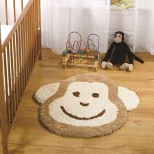 Monkey Curtains For Baby Room Baby Nursery Decor Carpet Interior Baby Nursery Rug Monkey Brown