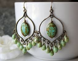 chandelier earrings best 25 diy chandelier earrings ideas on