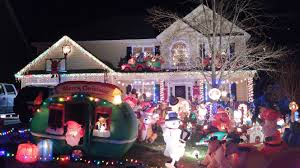 Christmas House Light Show by Christmas Lights And Shows In Greater Charlotte And Lake Norman
