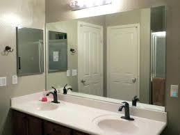 frameless bathroom mirrors marvelous bathroom vanity mirrors