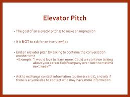Networking Business Card Examples How To Begin Building Your Network Objectives Learn What
