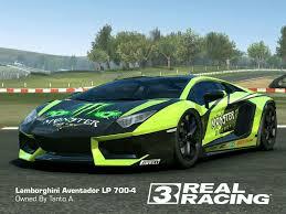 racing lamborghini aventador racing 3 mod skin livery vinly 2012 lamborghini aventador