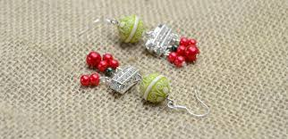 Beaded Chandelier Earrings 18 For Making Chandelier Earrings With Beads And Rhinestones In Fresh And