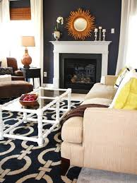 Navy Living Room Furniture Gray And Navy Living Room Houzz