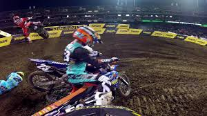 motocross go pro gopro onboard 2017 sx highlights transworld motocross