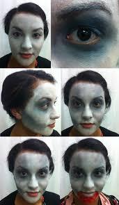 walking dead zombie makeup process mugeek vidalondon